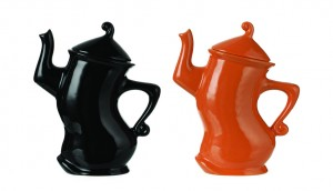 Dancing Coffee Pots