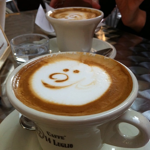 Happy cappuccini #foodspotting