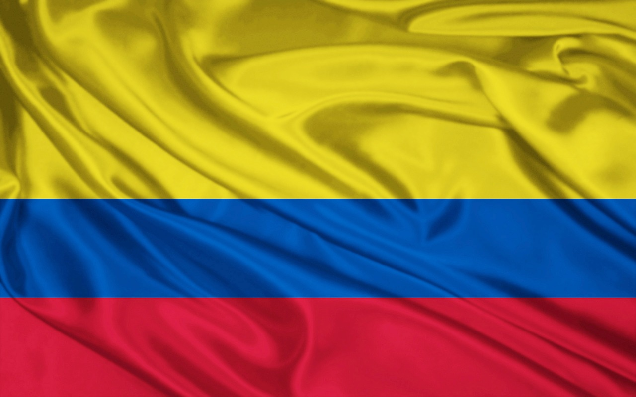 Colombia Home Flag