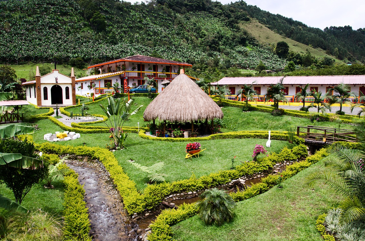 Colombia Jardín Coffee Zone Coffee