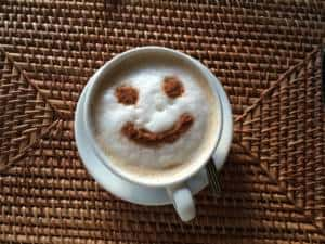 Coffee Morning smile, Cup, Drink